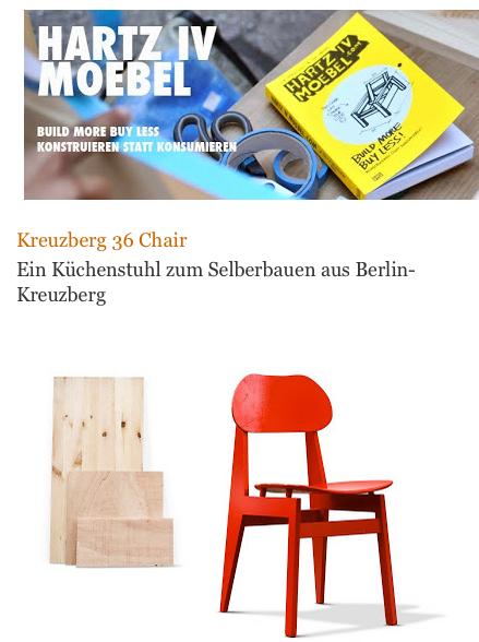 Screenshot Website Hartz-IV-Möbel