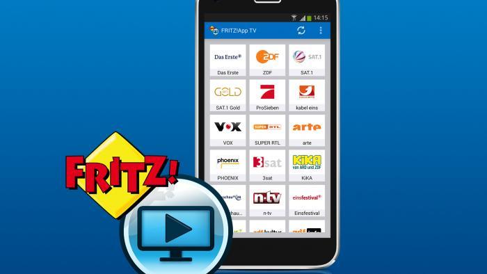 Fritz!App TV jetzt auch mit Digitalradio