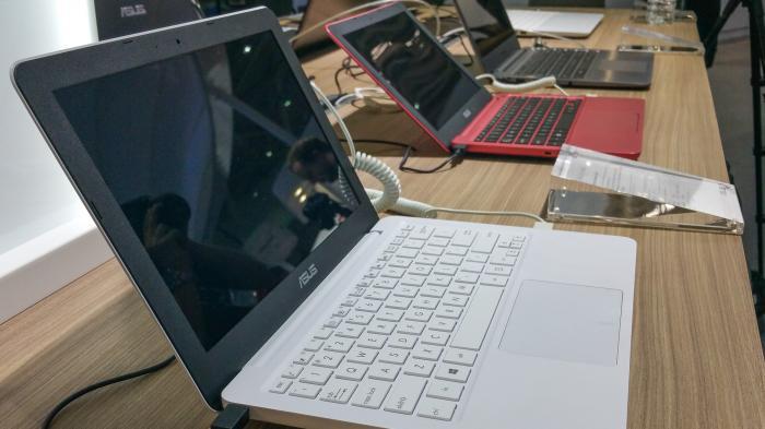 Computex: Netbook und Atom-Hybride mit Type-C sowie Hybrid-Chromebook von Asus