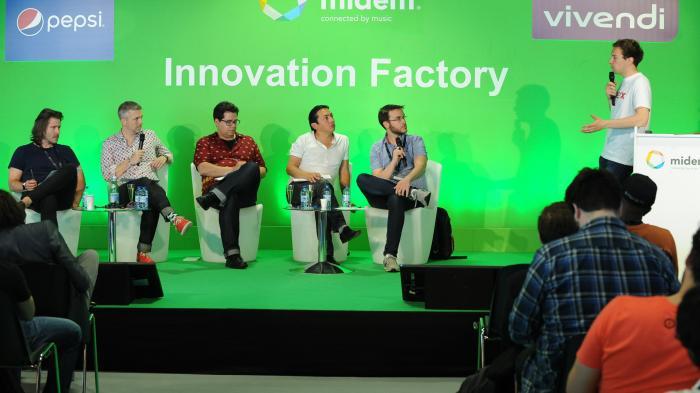 Midemlab: Innovationsfabrik der Midem