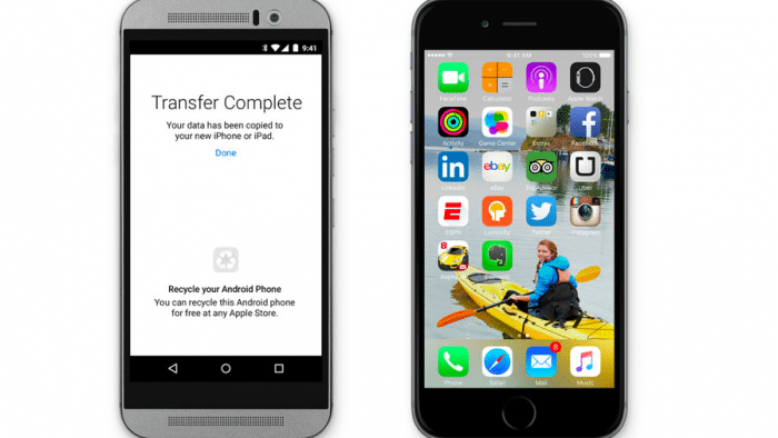 """""""Move to iOS"""": Apple will Android-Nutzer umziehen"""