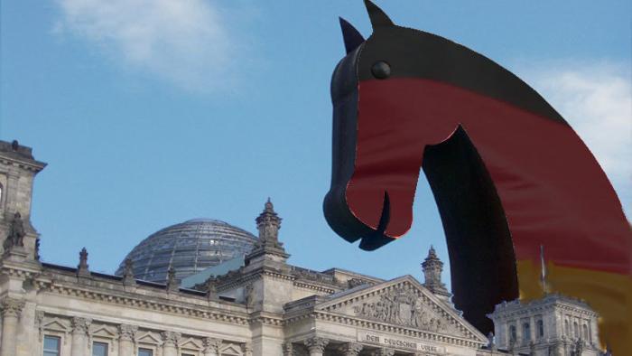 Trojaner-Angriff auf den Bundestag: Lage weiterhin unklar