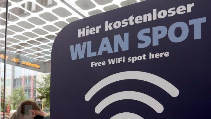 WLAN Spot