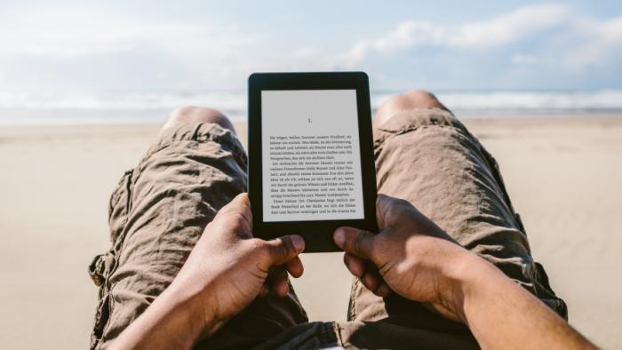 E-Reader: Kindle Paperwhite