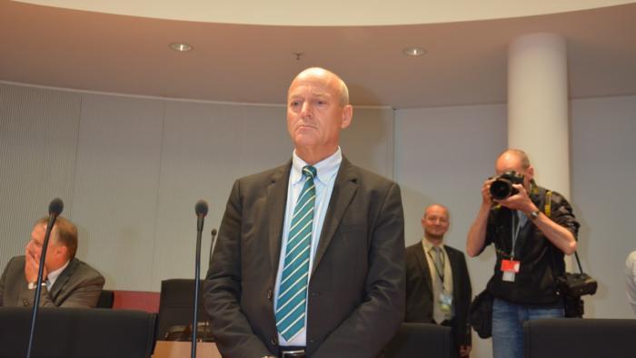 Gerhard Schindler BND-Chef