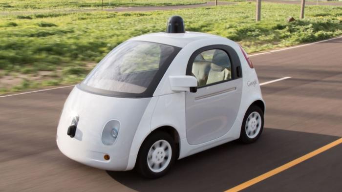 Googles eigenes autonomes Autos