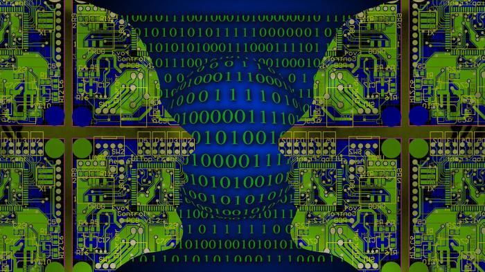 programmierter Code