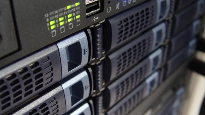 Speichersystem Server