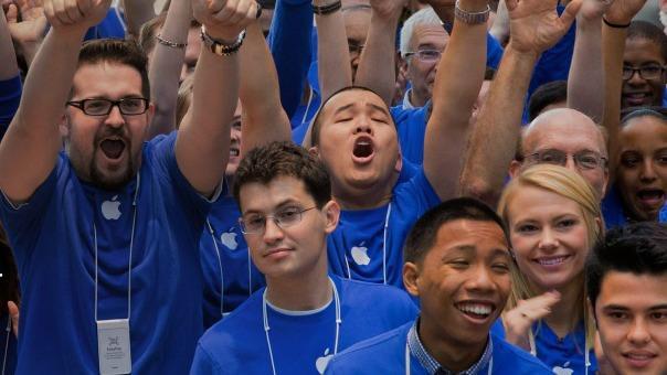 Apple will verstärkt Minderheiten und Frauen einstellen