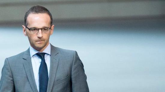 Minister Heiko Maas