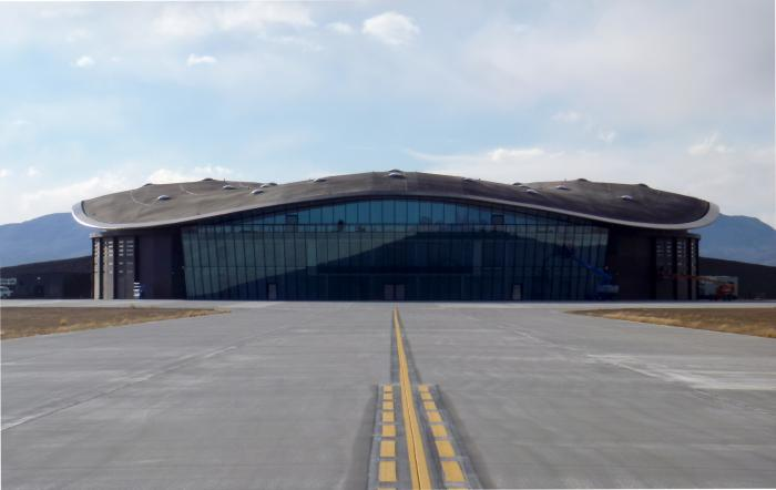 Spaceport Terminal