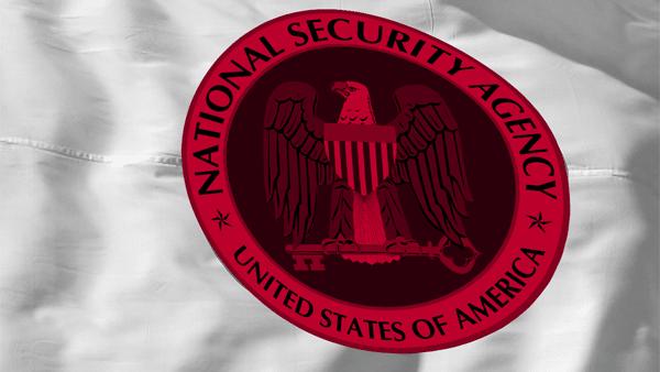 NSA-Flagge