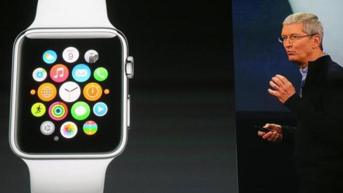 Apple Watch in Berlin