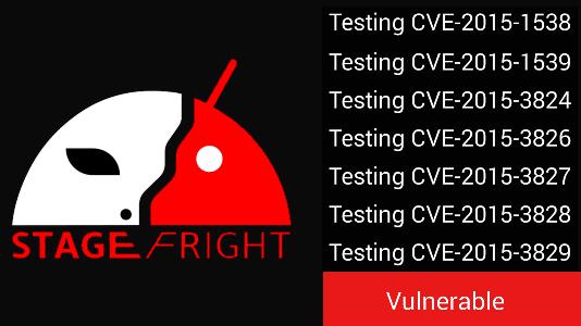 Stagefright-Test