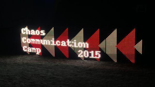 Chaos Communication Camp 2015
