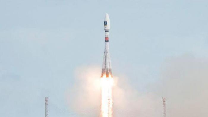 Soyuz-Rakete