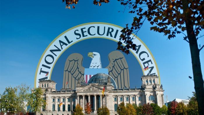 NSA - Deutscher Bundestag