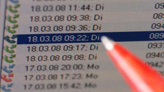 Trotz Kritik der EU-Kommission: Bundesregierung hält an Vorratsdatenspeicherung fest