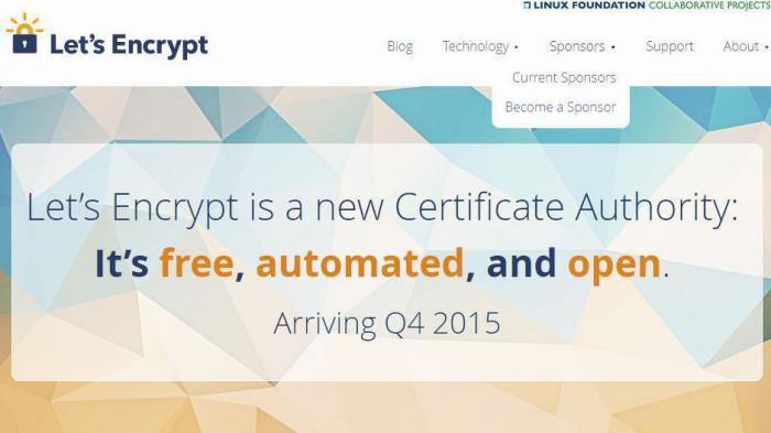 Erstes Zertifikat von Let\'s Encrypt zum Test bereit | heise Security