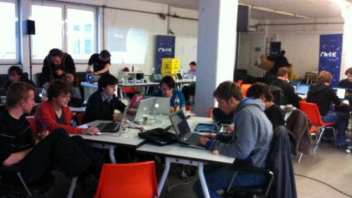 Refugee Hackathon