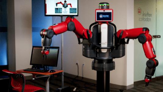 Roboter Baxter