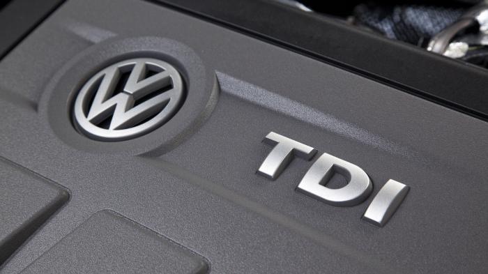 VW TDI-Motor