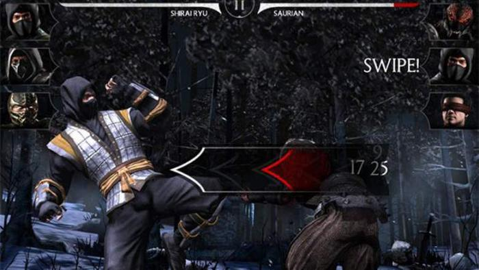 mortal kombat x auf iphone und ipad gute grafik maues spiel mac i. Black Bedroom Furniture Sets. Home Design Ideas