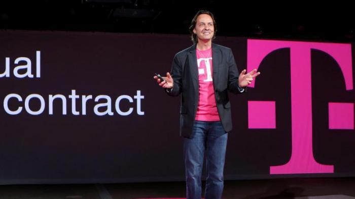 John Legere, T-Mobile USA