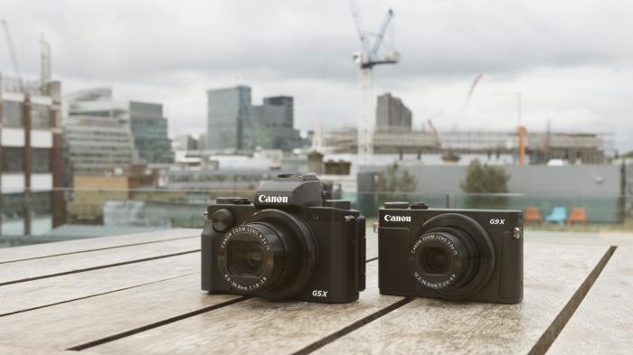 Canon: Neue Powershot-Kompakte mit großem Sensor