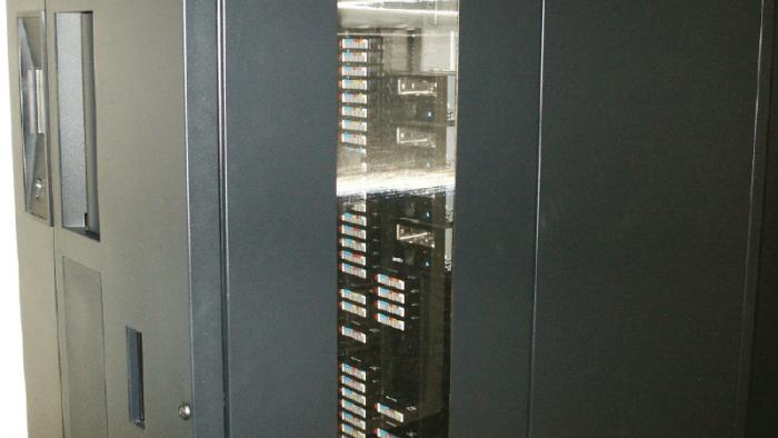 Tape-Library von IBM
