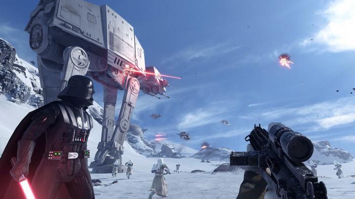 Star Wars Battlefront: Kampf auf Hoth