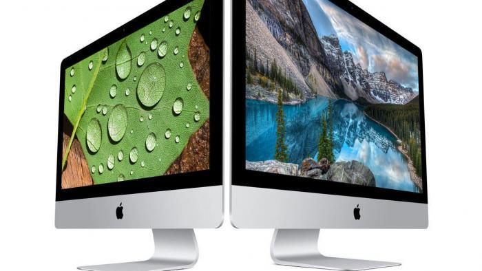 4K iMac und 5K iMac