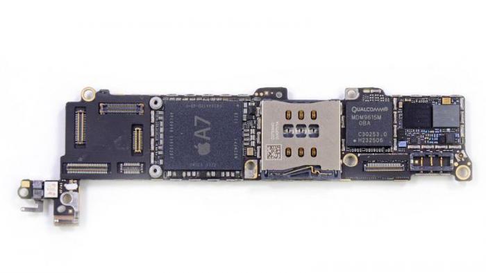 A7-Chip von Apple