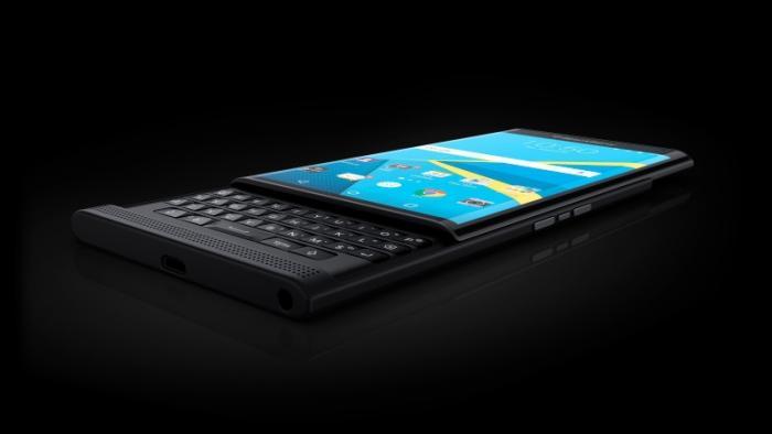 Blackberry Priv - Android-Smartphone