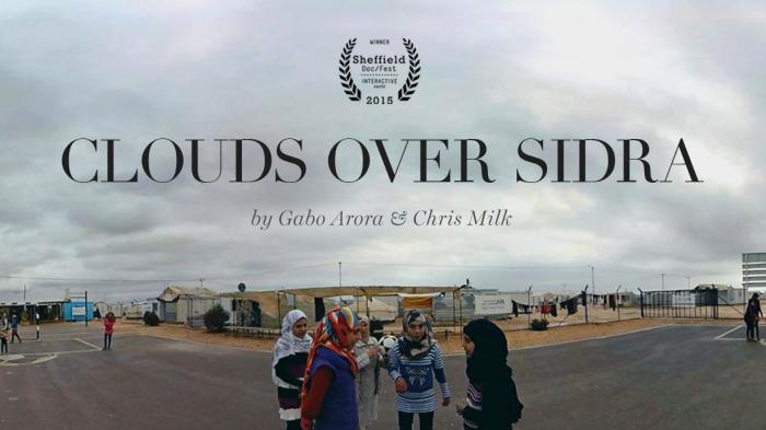 Cloud over Sidra
