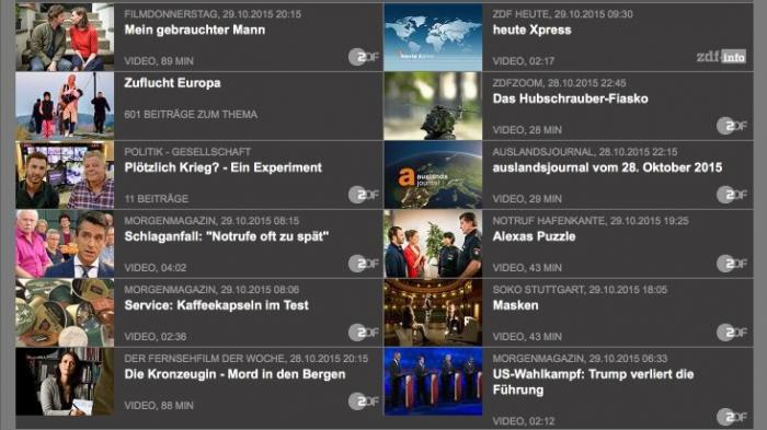 Zdf mediathek download – giga.