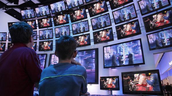 Fernsehgeräte