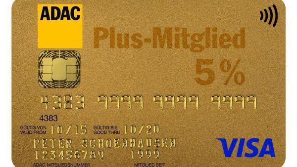 ADAC-Kreditkarte