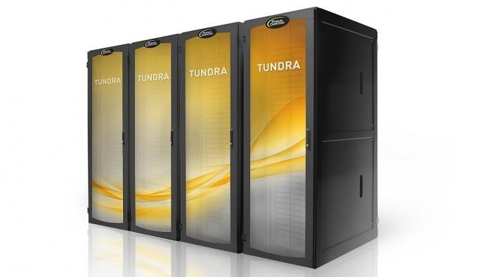 Supercomputer Penguin Computing Tundra ES