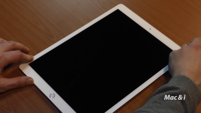 iPad Pro Hands on