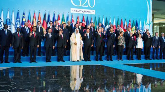 G20-Staaten beschließen Anti-Terror-Strategie