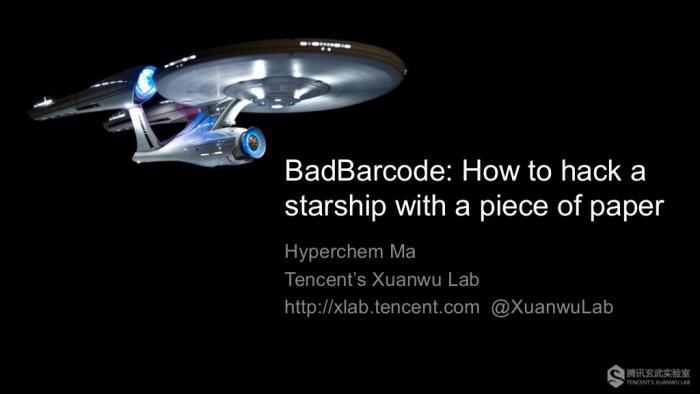 BadBarcode