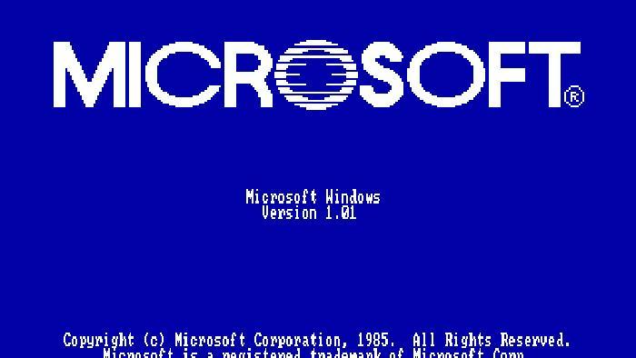 30 Jahre Windows: Windows 1.0.1