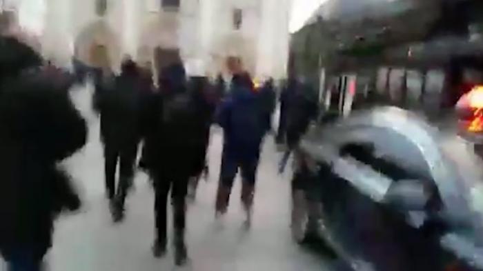 Periscope in Paris: Die Medienrevolution verschwimmt in Wackelbildern