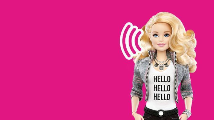 """""""Hello Barbie"""""""