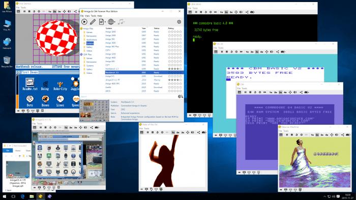 Emulations-Nachschub: Amiga Forever 2016 erschienen