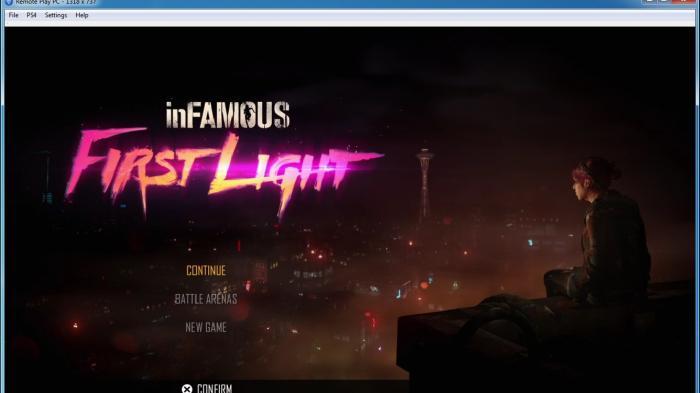 Inoffizielles Tool streamt PS4-Spiele an den PC