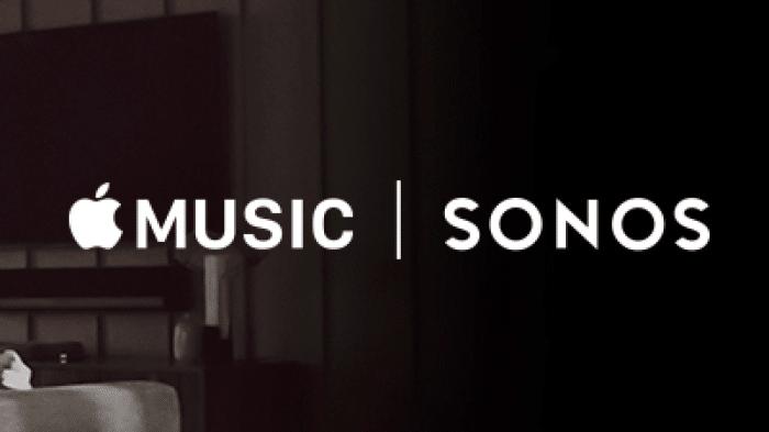 Apple Music kommt auf Sonos-Lautsprecher