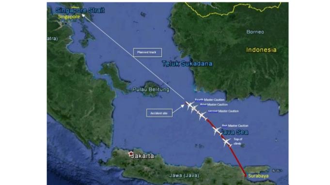 Computer- und Pilotenfehler führten zu AirAsia-Absturz