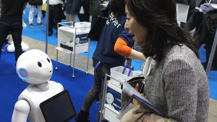 Japan: Technik für die alternde Gesellschaft